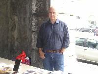 Piazza Arnaldo, mostra ottobre 2006, photo2