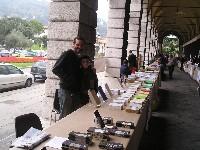 Piazza Arnaldo, mostra ottobre 2006, photo3