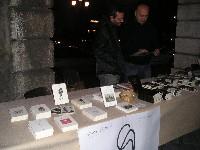 Piazza Arnaldo, mostra ottobre 2006, photo8