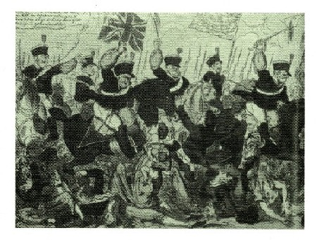 Il massacro di Peterloo